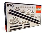 879 LEGO Technic Gear Wheels with Chain Links