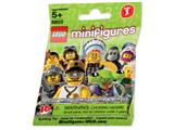 LEGO Minifigure Series 3 Random Bag