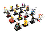 LEGO Minifigure Series 3 Complete Set