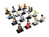 LEGO Minifigure Series 4 Complete Set