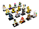 LEGO Minifigure Series 7 Complete Set