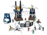 8894 LEGO Bionicle Playsets Piraka Stronghold