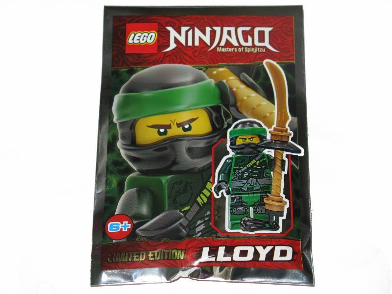 Magazine series LEGO Ninjago 891946 891958