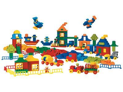 LEGO 9090 Dacta XL Duplo Bulk Set | BrickEconomy : What is ...