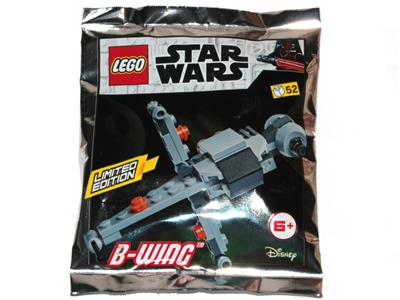 NEW Sealed ORIGINAL LEGO STAR WARS Limited Edition AT-M6 911948 Foil Pack