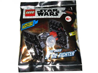 911953 LEGO Star Wars First Order SF TIE Fighter