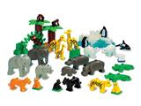 9210 LEGO Education Explore Wild Animals Set