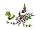 9450 LEGO Ninjago Search for the Fang Blades Epic Dragon Battle