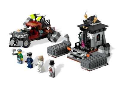 9465 LEGO Monster Fighters The Zombies