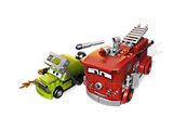 9484 LEGO Cars Cars 2 Red's Water Rescue