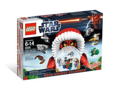 LEGO New Star Wars Advent Calendar Set 7958 MISB
