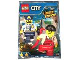 951701 LEGO City Policeman and Crook