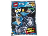 951808 LEGO City Motorcycle Police