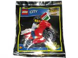 951909 LEGO City Pizza Delivery Biker