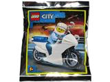 952001 LEGO City Motorcycle Cop