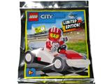 952005 LEGO City Go-Kart and Driver