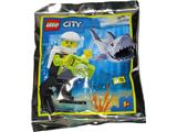 952019 LEGO City Scuba Diver and Shark