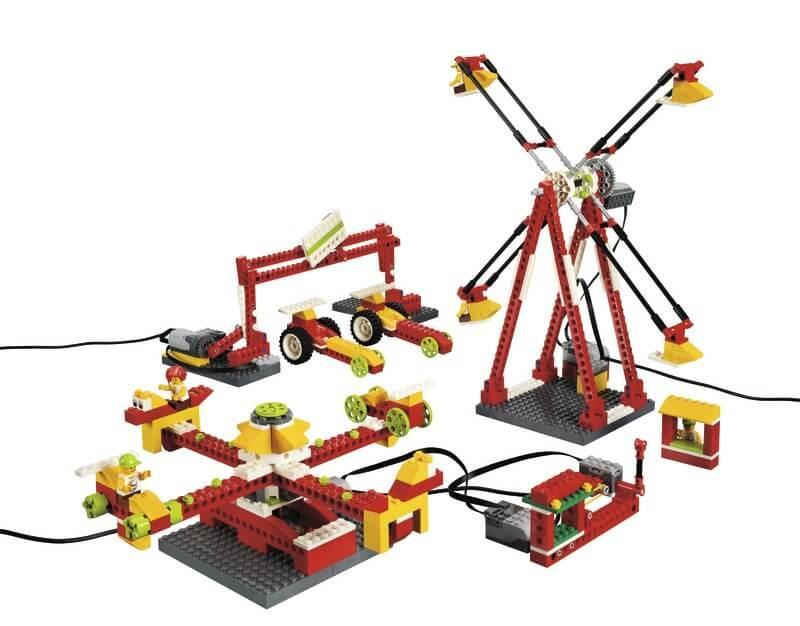 9580 NEW Lego Education WeDo Kit