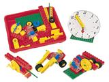 9655 LEGO Dacta Fun Time Gears II Set