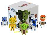 LEGO San Diego Comic-Con CubeDude The Clone Wars Edition thumbnail image
