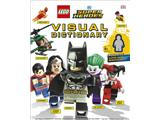 LEGO DC Super Heroes Visual Dictionary