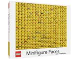 LEGO Jigsaw Minifigure Faces Puzzle