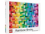 LEGO Jigsaw Rainbow Bricks Puzzle