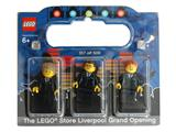 Liverpool UK Exclusive Minifigure Pack