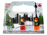 Sherway Square Toronto Canada Exclusive Minifigure Pack