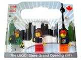 Fairview Mall Toronto Canada Exclusive Minifigure Pack