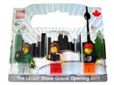 Yorkdale Toronto Canada Exclusive Minifigure Pack