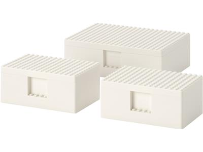 LEGO IKEA BYGGLEK Small and Very Small Boxes